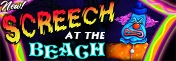Screech At The Beach