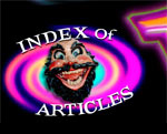 Index Of Articles